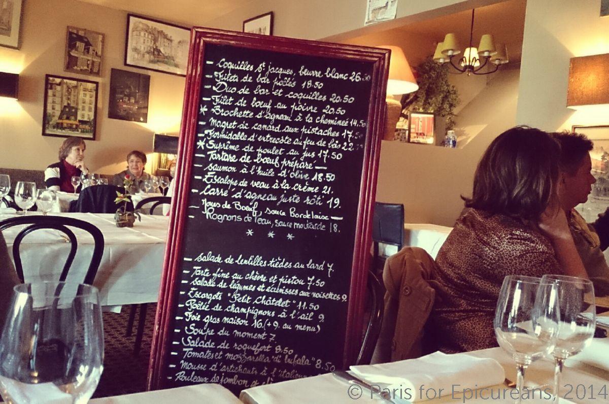 Le petit ch telet une belle surprise as the french for Le petit salon paris